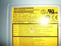 RD-XS38の内蔵DVDドライブ