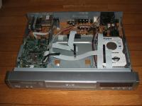 RD-XS38 DVDドライブを外した